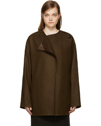 Isabel Marant Brown Feodor Coat