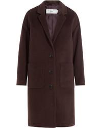 Closed Wool Cashmere Coat