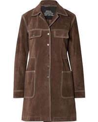 Marc Jacobs Suede Coat