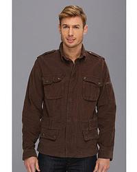 Lucky Brand Aviator Cord Jacket