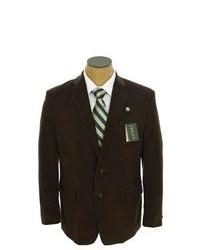 Ralph Lauren Dark Brown Corduroy Sport Coat Jacket