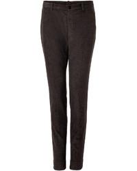 Maison Margiela Cotton Flax Suit Pants
