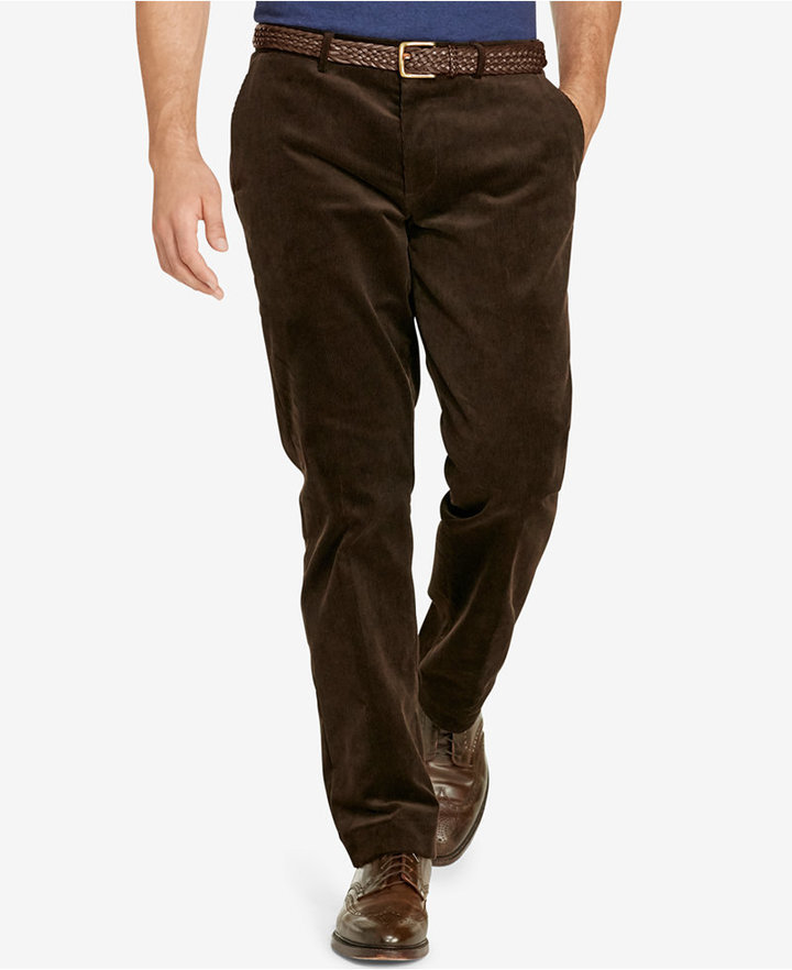 cb68f81740 $125, Polo Ralph Lauren Big Tall Stretch Classic Fit Corduroy Pants