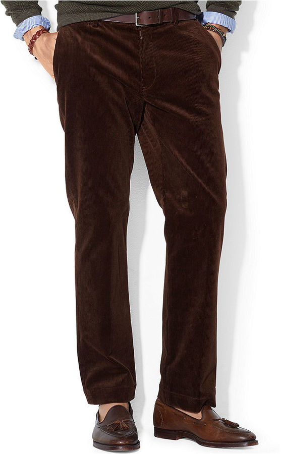 Polo Ralph Lauren Classic Fit Newport Corduroy Pants | Where to ...