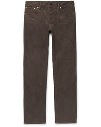 VISVIM Fluxus Cotton Blend Corduroy Trousers