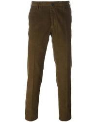 Incotex Corduroy Trousers
