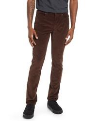Frame Lhomme Skinny Fit Corduroy Five Pocket Pants