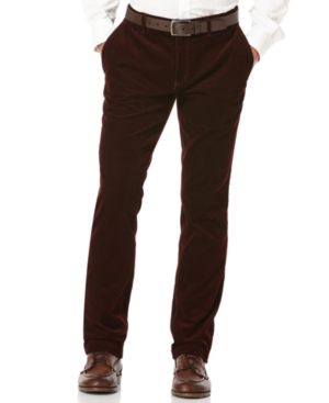 Perry Ellis Corduroy Pants | Where to buy & how to wear