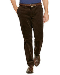 Polo Big And Tall Stretch Classic Fit Corduroy Pants