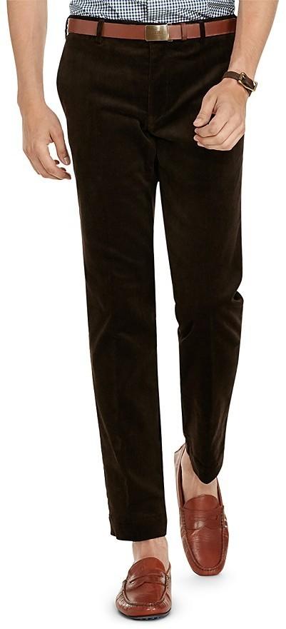2b244088579ec3 Polo Ralph Lauren Stretch Corduroy Slim Fit Pants, $145 ...
