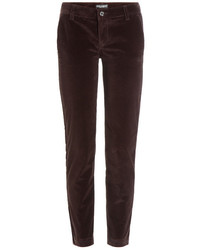 Dolce & Gabbana Skinny Corduroy Pants