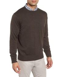 Peter Millar Crown Wool Silk Sweater