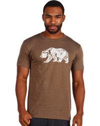 Toes on the Nose One California Daytm Bear Town Ss Tee