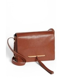 Dark Brown Crossbody Bag