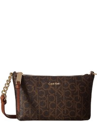 Calvin Klein Hayden Monogram Crossbody Cross Body Handbags