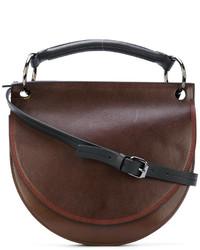 Marni Saddle Shoulder Bag