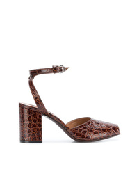 Marni Peep Toe Sandals