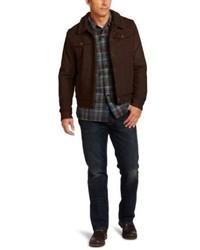 U s polo assn corduroy jean jacket medium 111346