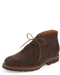 Dark brown desert boots original 8627944