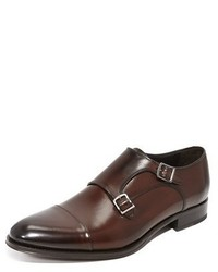 To Boot New York Sutherland Double Monk Strap Shoes