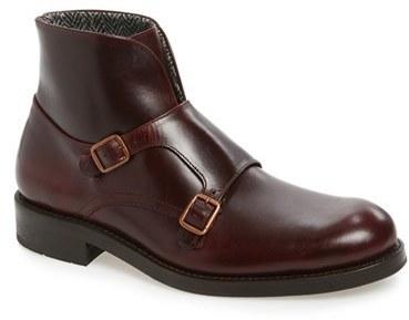 41cd46e901b $350, Wolverine Myles Double Monk Strap Boot