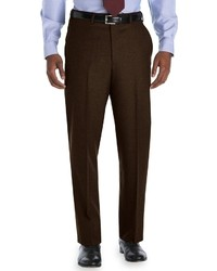 Dark Brown Dress Pants