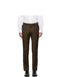 Tiger of Sweden Brown Todd Trousers