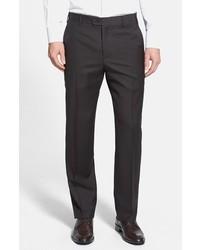 Devon flat front wool trousers medium 280098