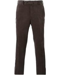 Ermenegildo Zegna Straight Fit Trousers