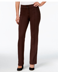 Style&co. Style Co Straight Leg Trousers Created For Macys