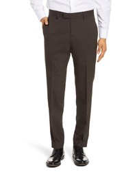 Tiger of Sweden Tiger Oif Sweden Solid Stretch Wool Trousers