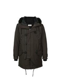 Coach Hooded Padded Coat