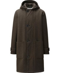 Lemaire Wool Blended Duffle Coat