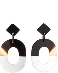 Hermes Herms Isthme Earrings