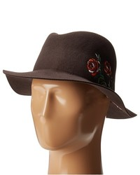 Wfh8051 floppy round crown with floral embroidery caps medium 5362691