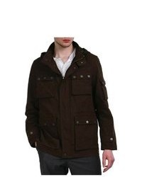 BGSD Terrain Hooded Field Jacket