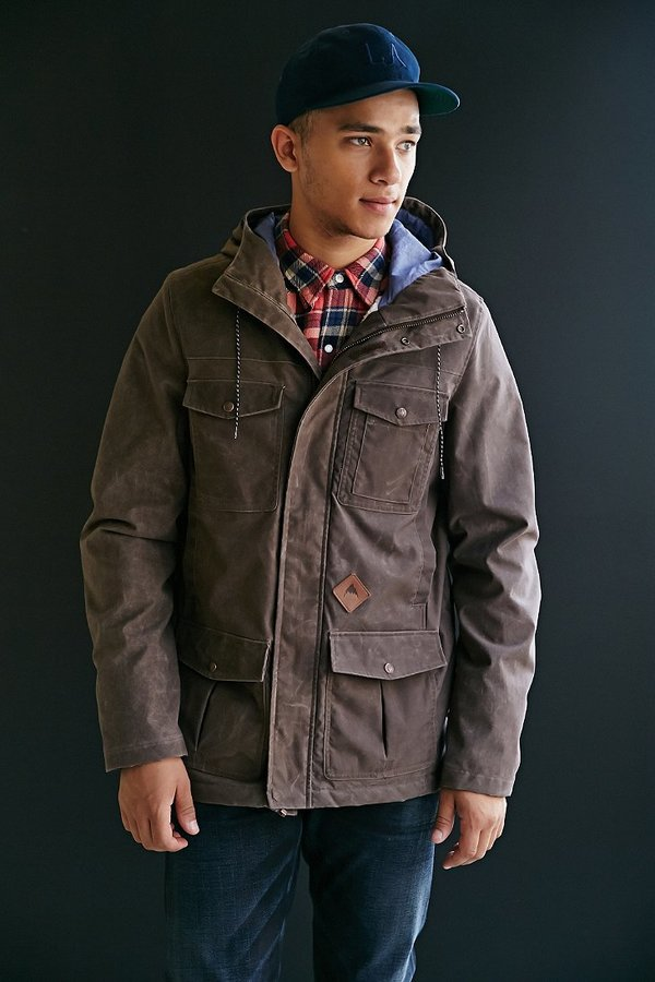 Burton Match Field Jacket | Where to buy & how to wear