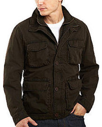 Dark Brown Field Jackets for Men | Men's Fashion