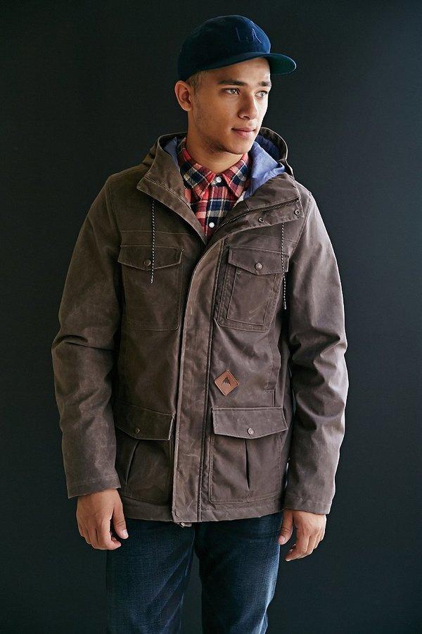 Burton Match Field Jacket | Where to buy & how to wear