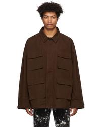 Schnayderman's Oversize Army Jacket