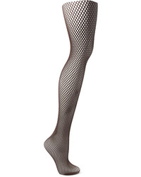 Falke Fishnet Tights Brown