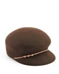Sonoma Life Style Studded Felt Newsboy Hat