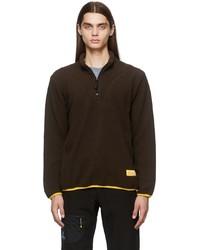 Ostrya Brown Bluebird Sweater