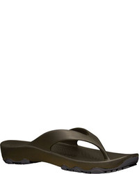 Dawgs Destination Flip Flop Blackblack Thong Sandals