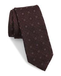 Ted Baker London Floral Medallion Tie