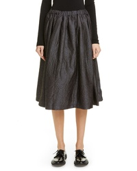 Comme des Garcons Flare Skirt