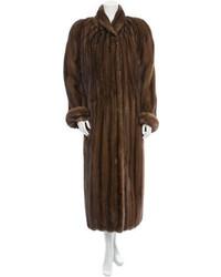 Chloé Mink Coat