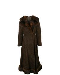 A.N.G.E.L.O. Vintage Cult Long Flared Coat