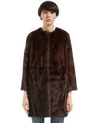 Mink fur coat medium 4417805