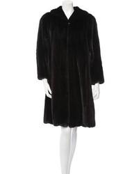 Neiman Marcus Mink Fur Coat